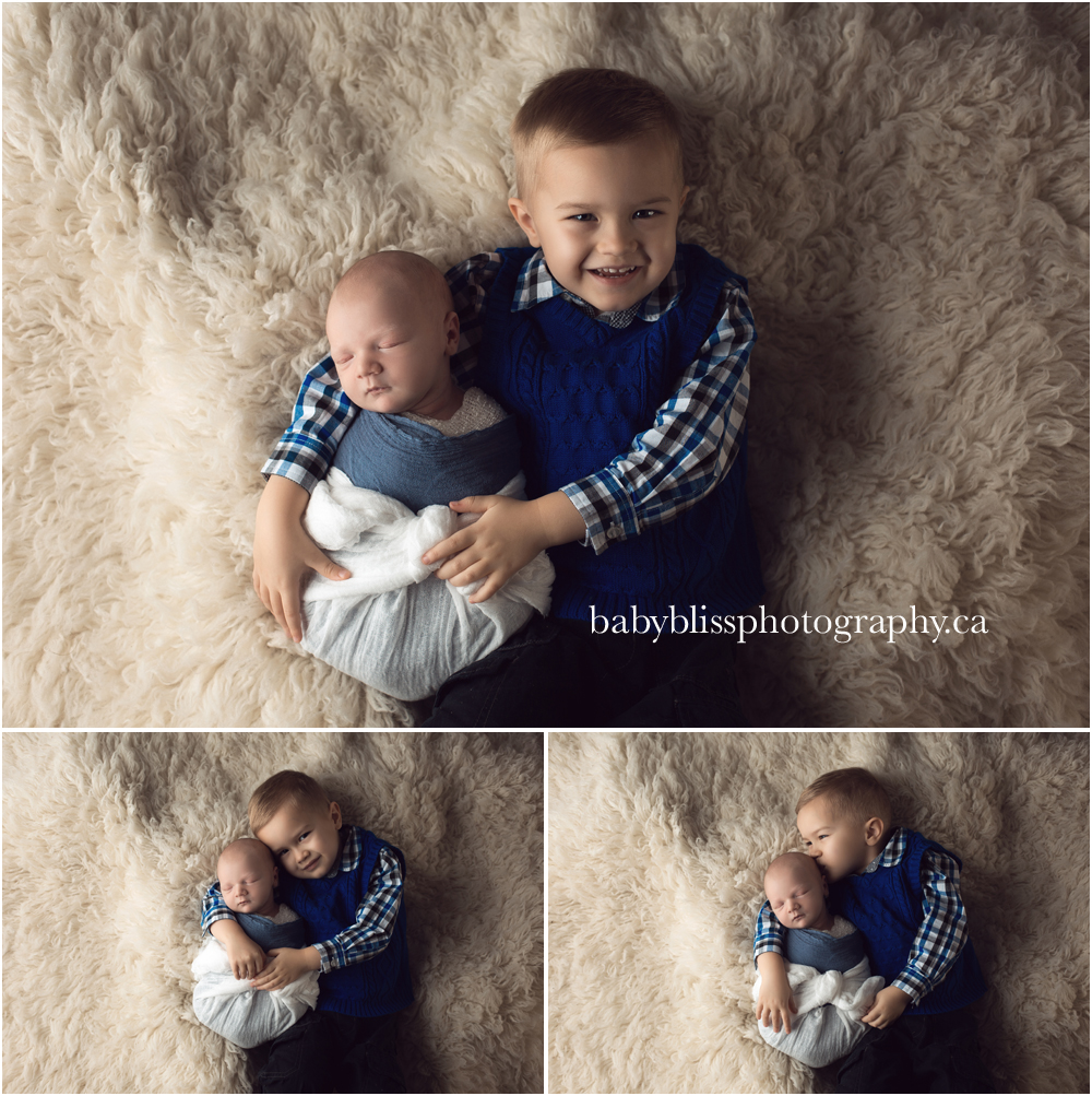 Newborn Photography in Vernon | Baby Bliss Photography | www.babyblissphotography.ca