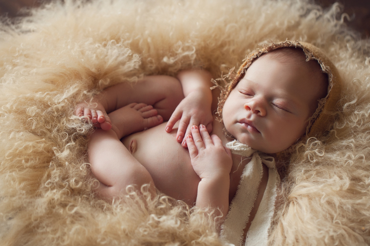 Baby Bliss Photography | Kelowna Newborn Photography