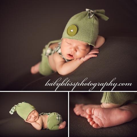 Kelowna Newborn Photographer | Baby Bliss Photography.