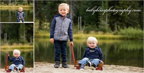 Vernon Family Photographer | Baby Bliss Photography
