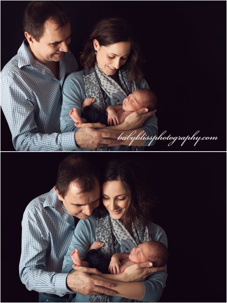 Vernon Newborn Photographer | Baby Bliss Photography