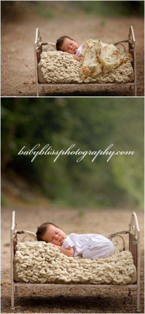 Vernon Newborn Photographer | Baby Bliss Photography 1