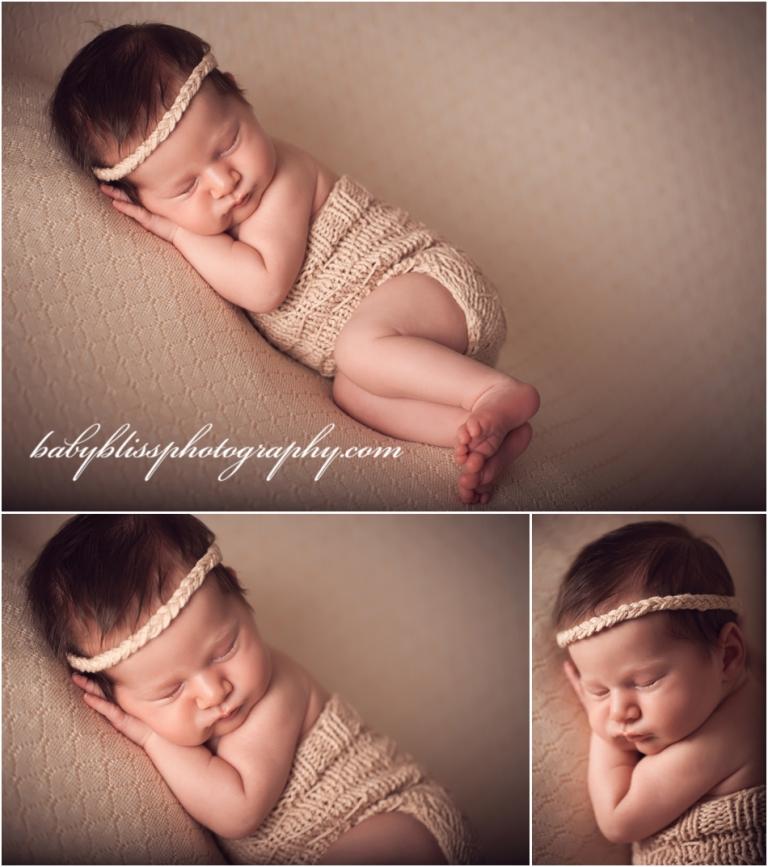 Vernon Newborn Photographer | Baby Bliss Photography