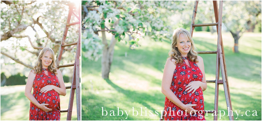 Vernon Maternity Photography | Baby Bliss Photography | www.babyblissphotography.com