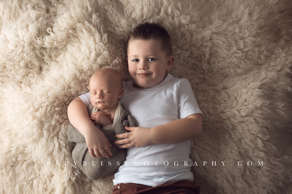Vernon Newborn Photographer