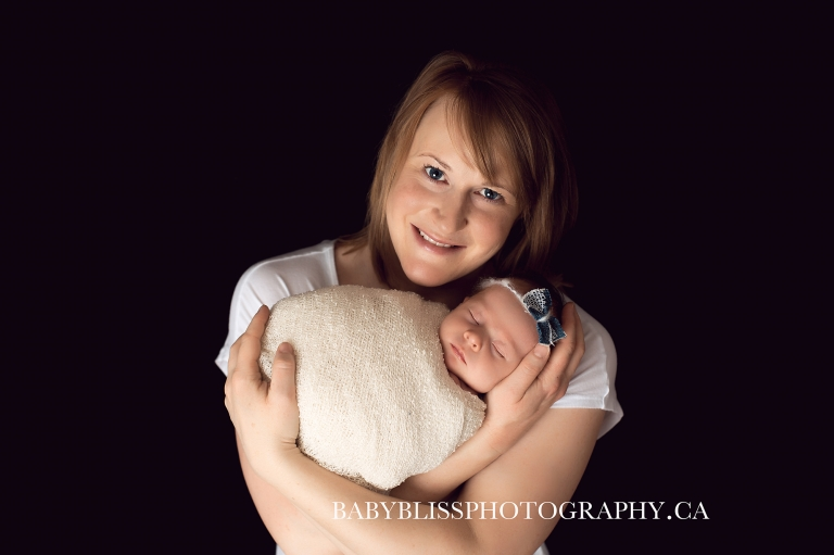 Newborn Photography starring Juliet